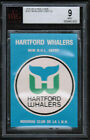 1979 80 OPC O PEE CHEE #163 Whalers Logo CL Checklist BVG 9 POP 2 only 2 Higher