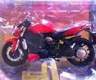 Ducati Streetfighter S 2010 RED motorcycle 1/18 Street Fighter Maisto