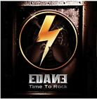 EDANE - TIME TO ROCK Indonesia CD NEW SEALED HR HM
