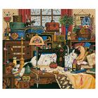 Gold Collection Maggie The Messmaker Counted Cross Stitch Ki-14