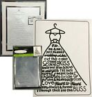 Wedding Dress Embossing Folder DARICE embossing folders 1219 230 gownbride