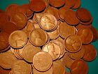 LINCOLN WHEAT CENT PENNY ROLL mixed twenties ALL MINTMARKED D