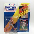 1992 Starting Lineup SLU MLB Rob Dibble Cincinnati Reds action figure CO