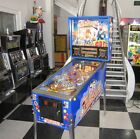FUNHOUSE PINBALL MACHINE by WILLIAMS w LEDs, LED DISPLAY & BRAND NEW PLAYFIELD!!
