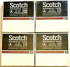 LOT OF 4 SCOTCH BLANK RECORDING 5