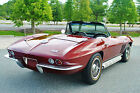 1966 Chevrolet Corvette Convertible 427 425 HP 4 Speed Stunning Classic 1966 Chevrolet Corvette Stingray Convertible 427 425 HP 4 Speed Side Pipes Rare