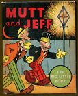 Mutt and Jeff by Bud Fisher Scarce Vintage Big Little Book 1936