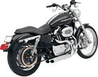 Pro Street Exhaust System Bassani Manufacturing XL4 325FCL