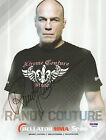 Randy Couture Cards, Rookie Cards and Autographed Memorabilia Guide 27