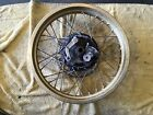 1982 Yamaha YZ490 YZ 490 Rear Wheel 18