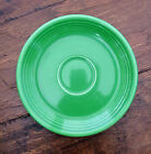 Vintage Fiestaware Medium Green Saucer, Homer Laughlin, 1959-1969