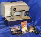 KENMORE 117.700 ROTARY SEWING MACHINE SERVICED READY TO SEW GREAT STITCH
