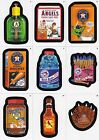 2017 Topps Jay Lynch GPK Wacky Packages Tribute Set 19
