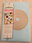 Spellbinder Nestabilities Dies Large Standard Circle Set S4 114 New