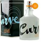 CURVE CHILL by Liz Claiborne 4.2 oz Cologne Spray New in Box