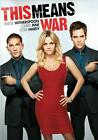 This Means War - DVD Region 1 Free Shipping!