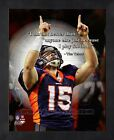 Tim Tebow's First New York Jets Cards Teased by Topps and Panini 11