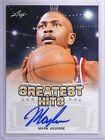 2016 Leaf Greatest Hits Basketball Cards 11