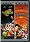 Space Jam Looney Tunes Back In Action New DVD 2 Pack