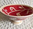 Fitz & Floyd Town & Country Footed Bowl 6 1/2