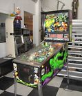 CREATURE FROM THE BLACK LAGOON PINBALL MACHINE  ~FULL CUSTOM LEDs ~ GREAT GAME!