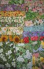 17 FQ Northcott State Flowers QUILT Sew Fabric