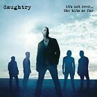 DAUGHTRY-IT`S NOT OVER: HITS SO FAR  CD NEW