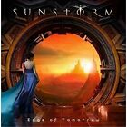 SUNSTORM-END OF TOMORROW  CD NEW