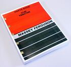 MASSEY FERGUSON MF 3140 TRACTOR PARTS CATALOG MANUAL BOOK EXPLODED VIEWS NUMBERS