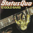 Status Quo - 12 Gold Bars - Status Quo CD 32VG The Fast Free Shipping