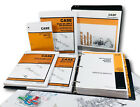 CASE 480B/480 CK SERIES B TRACTOR LOADER BACKHOE OPERATORS SERVICE PARTS MANUALS