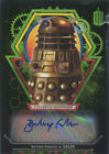 2016 Topps Doctor Who Extraterrestrial Encounters Trading Cards 8