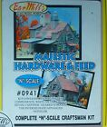 Bar Mills #941 (N Scale) Majestic Hardware & Feed (Building Kit)