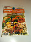 Weight Watchers Dining Out Companion Book 2006