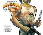 The Art of Big Trouble in Little China by Laura Bennett Hardcover Book English