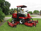 Toro Groundsmaster 4000D Batwing 11 ft Rotary Mower WAM 2245 hrs 4 wheel drive