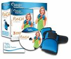 Weight Watchers punch Kit dvd weighted Gloves Starz anbd59362d