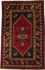 Room Size Tribal Kazak Balouch Turkish Oriental Area Rug Carpet 7X11