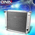 66 77 FORD BRONCO WAGON ROADSTER 50L V8 3ROW CORE FULL ALUMINUM RACING RADIATOR