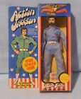 1971 Mego Action Jackson Action Figure Mod Styled Hair With Original Box MIP
