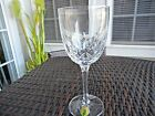 WATERFORD CRYSTAL LISMORE ENCORE WINE GLASS SET OF 2 ..SET 2