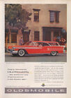 Jerry Lewis Oldsmobile Super 88 Fiesta ad 1958 Time