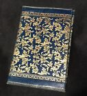1920s antique gilded leather billfold *Exquisite