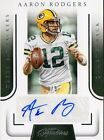2016 PRIME SIGNATURES AARON RODGERS AUTO CARD #3 5