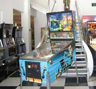 JUDGE DREDD PINBALL MACHINE by BALLY ~ SHOPPED & LED UPGRADED ~ $199 SHIPPING