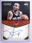 Tony Parker Cards, Rookie Cards and Autographed Memorabilia Guide 17