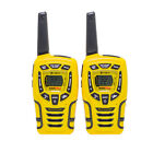 Cobra 28 Mile 22 Channel Sports Walkie Talkie VOX Radios w/ NOAA Receiver CX445