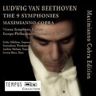 Ludwig Van Beethoven: the 9 Symphonies Maximianno Cobra CD