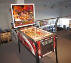 NITRO GROUND SHAKER PINBALL MACHINE BY BALLY ~ SHOPPED ~ EXCEPTIONAL CONDITION