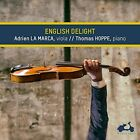 English Delight Adrien La Marca Audio CD